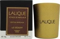 Lalique Candle 190g - Le Desert Muscat Special Edition