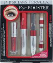 Physicians Formula Eye Booster Gift Set 5.8g Mascara + 0.3g Lash Extensions + 1.8g Pencil & Highlighter + 6.5g Brow Gel