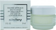 Sisley Baume Efficace Botanical Eye & Lip Contour Balm 30ml