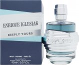 Enrique Iglesias Deeply Yours for Him Eau de Toilette 90ml Spray