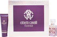 Roberto Cavalli Florence Gift Set 50ml EDP + 75ml Body Lotion
