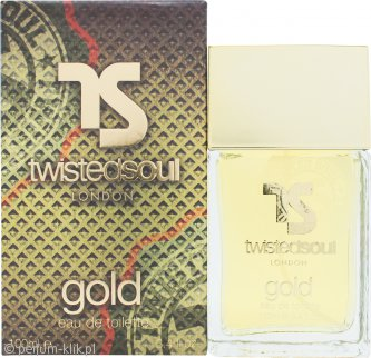 twisted soul twisted soul gold woda toaletowa 100 ml