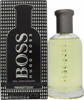 hugo boss 20th anniversary