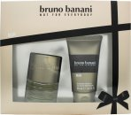 Bruno Banani Not For Everybody Geschenkset 30ml EDT + 50ml Douchegel