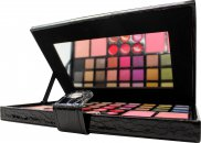 Creative Colours Beauty Book Eye And Lip Palette 31.5g