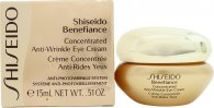 Shiseido Benefiance Concentrated Anti-Wrinkle Eye Cream 0.5oz (15ml) - Anti Photowrinkle System