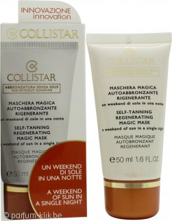 Collistar Abbronzatura Senza Sole Self-Tanning Regenerating Magic Mask 50ml