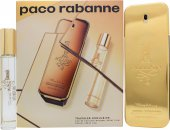 Paco Rabanne 1 Million Gift Set 100ml EDT + 20ml EDT