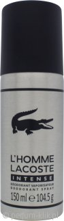 Lacoste L'Homme Intense Deodorant Spray 150ml