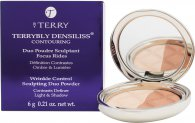 By Terry Terrybly Densiliss Compact Wrinkle Control Podkład w Pudrze 6g - 200 Beige Contrast