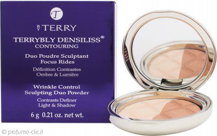 By Terry Terrybly Densiliss Cipria Compatta Antirughe  6g - 200 Beige Contrast