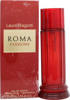 Laura Biagiotti Roma Passione Eau de Toilette 100ml Spray