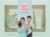 Antonio Banderas Queen of Seduction Geschenkset 50ml EDT + 50ml Body Lotion