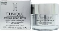 Clinique Smart Custom Repair Face Moisturizer SPF15 30ml - Dry/Combination Skin
