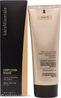 bareMinerals Complexion Rescue Tinted Hydrating Gel Cream SPF30 70ml - 06 Ginger