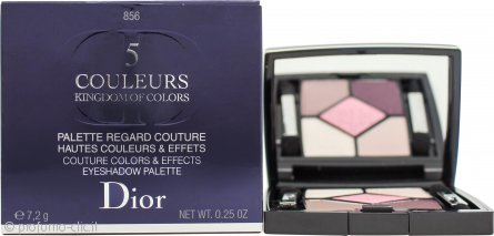 Dior 5 Couleurs Eyeshadow Palette 7.2g - 856 House of Pinks