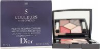 Dior 5 Couleurs Eyeshadow Palette 7.2g - 886 Blazing Gold