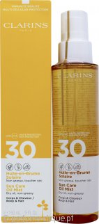 Clarins Sun Care Body & Hair Oil-In-Mist SPF30 150ml