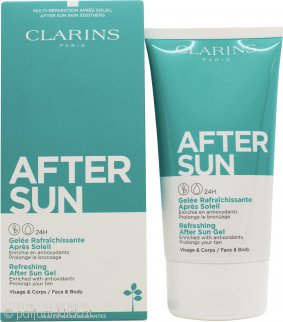 Clarins Refreshing Face & Body After Sun Gel 150ml