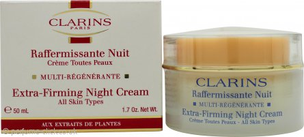 Clarins Extra Firming Night Cream 50ml All Skin Types