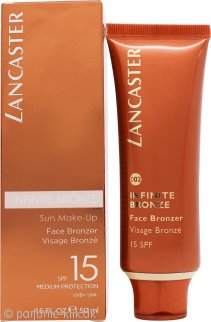 Lancaster Infinite Bronze Face Broncer 50ml SPF15 - 002