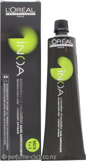 L'Oreal Inoa Coloration D Oxydation Ammonia Free Hair Colour 60g - 7.34 Golden Copper Blonde