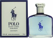 Ralph Lauren Polo Ultra Blue Eau de Toilette 2.5oz (75ml) Spray