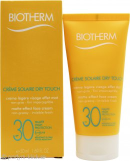 Biotherm Creme Solaire Dry Touch Face Cream 50ml SPF30