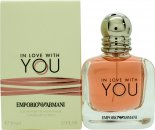 Giorgio Armani Emporio Armani In Love With You for Her Eau de Parfum 1.7oz (50ml) Spray