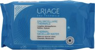 Uriage Eau Thermale Micellar Water Chusteczki do Demakijażu - 25 Wipes