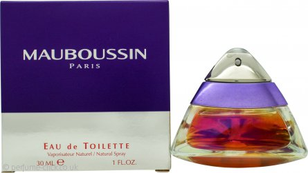 Mauboussin Mauboussin Eau de Toilette 30ml Spray