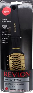 Revlon Extreme Impact Tunnel Hair Brush - Gold
