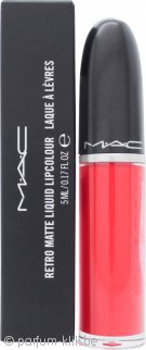 MAC Versicolour Glass Lip Gloss 8.5ml - Red Jade