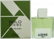 Loewe Solo Loewe Origami Eau de Toilette 3.4oz (100ml) Spray
