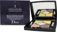 Dior 5 Couleurs Eyeshadow Palette 3.4g - 451 Rose Garden