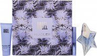 Thierry Mugler Angel Gavesæt 25ml EDP + 50ml Body Lotion + 3g Perfume Pen