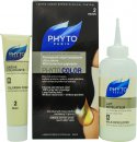 Phyto Color Permanent Hair Colour - 2 Dark Brown