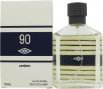 Umbro White Eau de Toilette 2.5oz (75ml) Spray