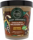 Organic Shop Chocolate & Macadamia Nut Softening Bath Foam 450ml