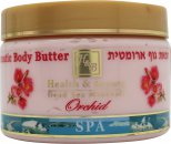 Health & Beauty Dead Sea Minerals Orchid Body Butter 350ml - For Dry Skin