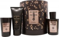 Acqua di Parma Colonia Quercia Gift Set 100ml EDC + 75ml Shower Gel + 65g Candle