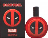 Marvel Deadpool Eau de Toilette 100ml Spray