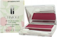 Clinique All About Shadow Single Eye Shadow 2.2g - Raspberry Beret