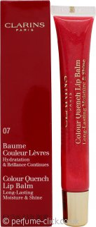 Clarins Colour Quench Lip Balm 15ml - 07 Strawberry Sorbet