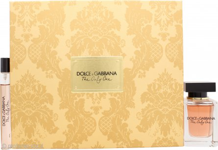 Dolce & Gabbana The Only One Set Regalo 50ml EDP + 10ml EDP