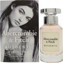 Abercrombie & Fitch Authentic Woman Eau de Parfum 50ml Spray