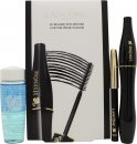 Lancome Hypnose Gift Set 0.2oz (6.5ml) Mascara + 1.0oz (30ml) Bi-Facial + Mini Kohl Eyeliner Pencil