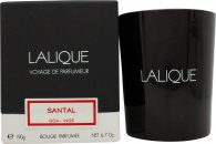 Lalique Candle 190g - Santal Goa