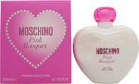 Moschino Pink Bouquet Perfumed Body Lotion 200ml