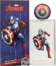 Captain America Eau de Toilette Kids Cologne 100ml Spray